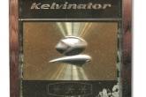 Логотип холодильника Kelvinator