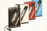 Легендарный аудиоплеер Sony Walkman
