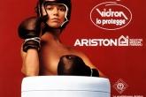Реклама 1970-х годов водонагревателя Ariston
