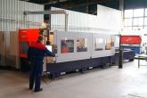 Производственный цех завода «Кварц» в Калининграде