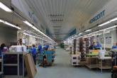 Производство бытовой техники на заводе «Мидеа-Горизонт»