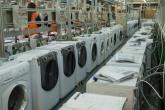 Производственная линия стиральных машин