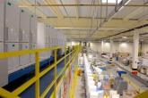 Производство холодильников и морозильников на заводе Gorenje Aparati za domacinstvo d.o.o. в городе Валево, Сербия