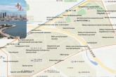 Схема расположения объектов в индустриальном парке Haier Qingdao