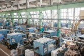 Цех по производству пластмассовых деталей