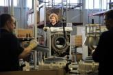 Цех по производству стиральных машин