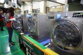 Производство стиральных машин LG