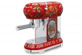 Рожковая кофеварка от SMEG и Dolce&Gabbana