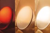 будильник Philips увеличивать интенсивность света