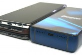 Разница по толщине Energizer Power Max P18K Pop с другими смартфонами